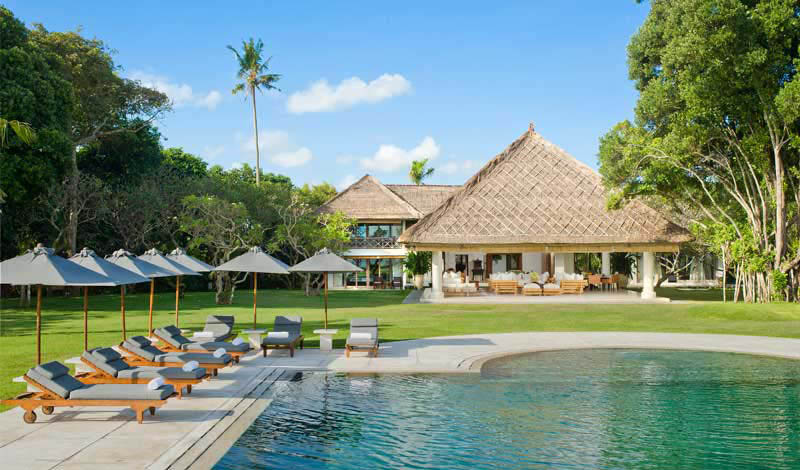 5 Star Villas In 5 Star Hotels Construction Bali